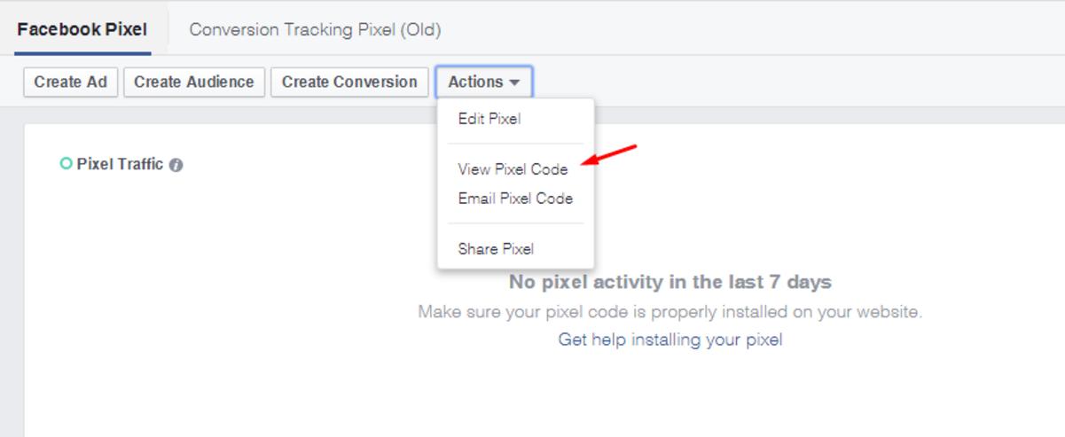 Insira o Pixel do Facebook no seu site (2) - Blog da M2BR