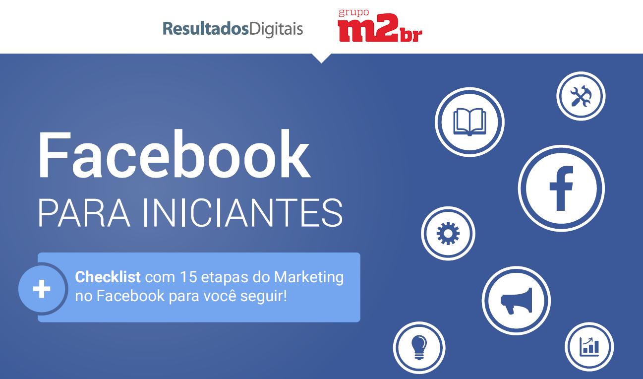 E-book: Facebook para iniciantes