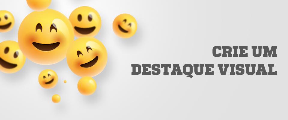 Dica 12 - Use e abuse dos Emojis - Blog da M2Br