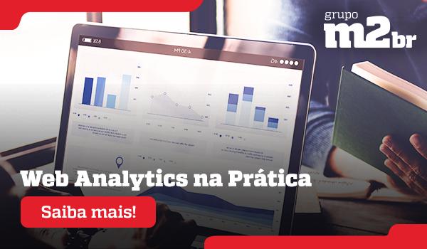 CTA - Curso de Web Analytics na Prática - Blog da M2Br