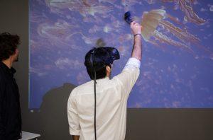 Experiência de VR interativo no evento Wake UP - Blog da M2BR