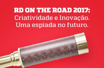 RD on the Road 2017 - Criatividade e Inovação. Uma espiada no futuro. - Blog da M2BR - thumb