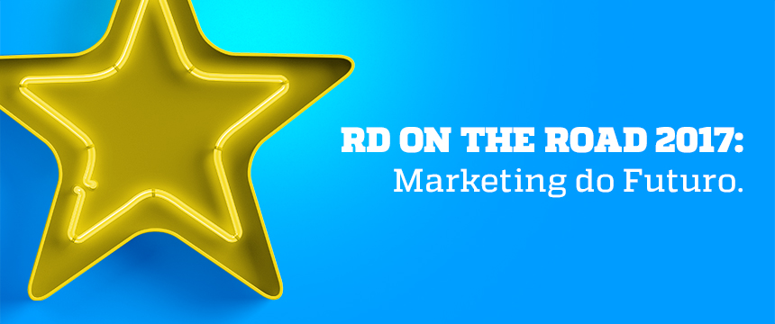 RD on the Road 2017 - Marketing do Futuro - como entrar na cabeça do consumidor - Blog da M2BR